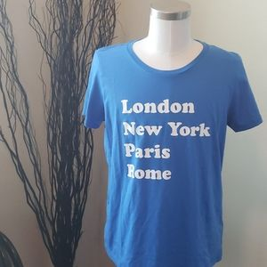 J.Crew T Shirt in Size XL NWT